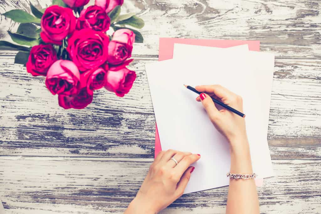 reasons to write a love letter to your boyfriend