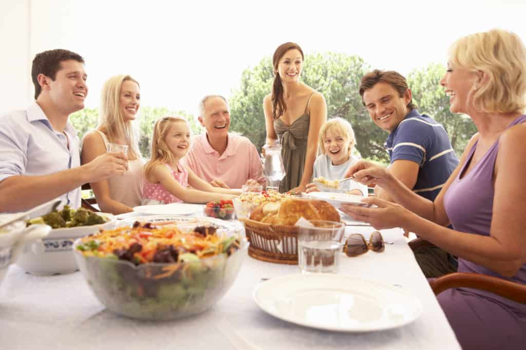 spend more time with your family