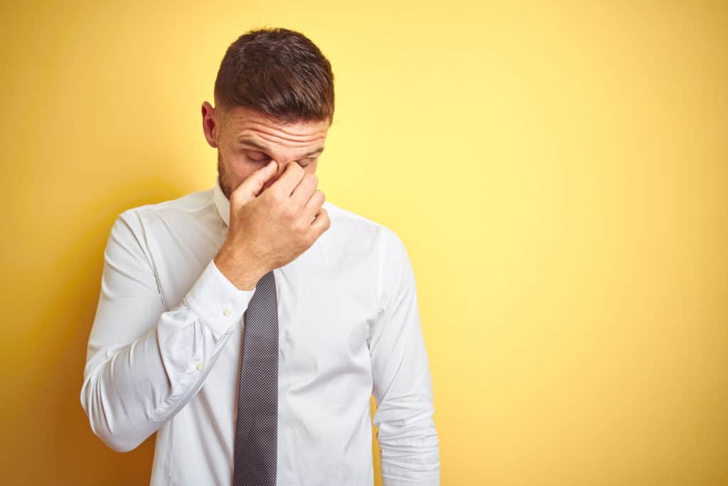 tips on how to know why your husband is stressed