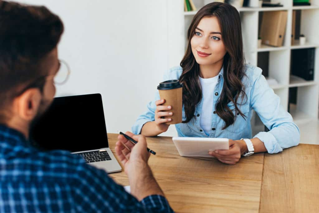 more common signs of a co worker falling in love with you