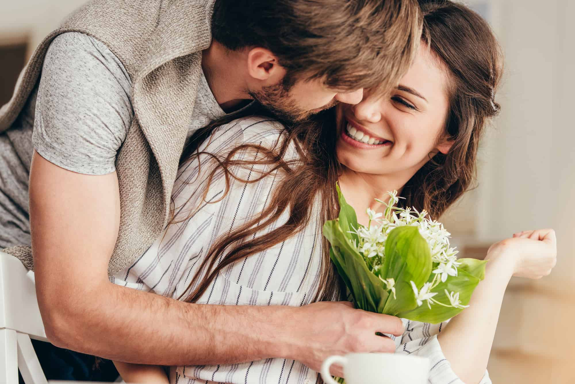 Sweet Ways To Tell Your Boyfriend You Love Him For The