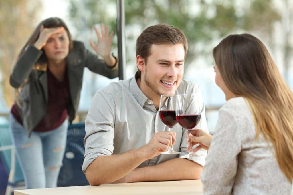 you get jealous when your friend is romantic