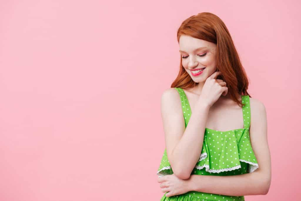 a redhead can be your cutest ginger