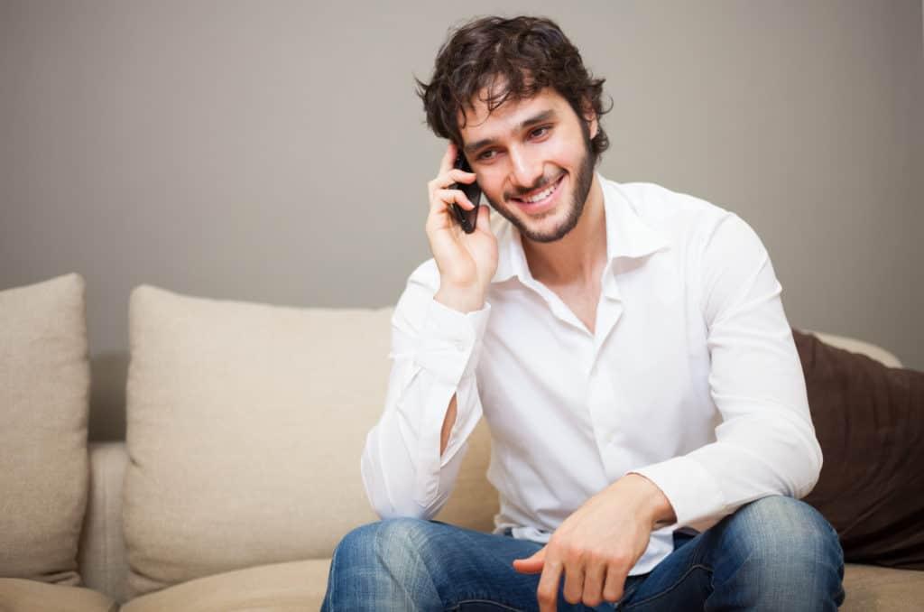 call you regularly
