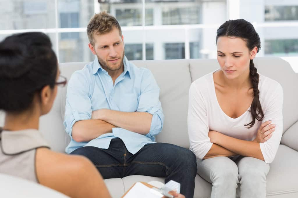 consider counselling as a solution