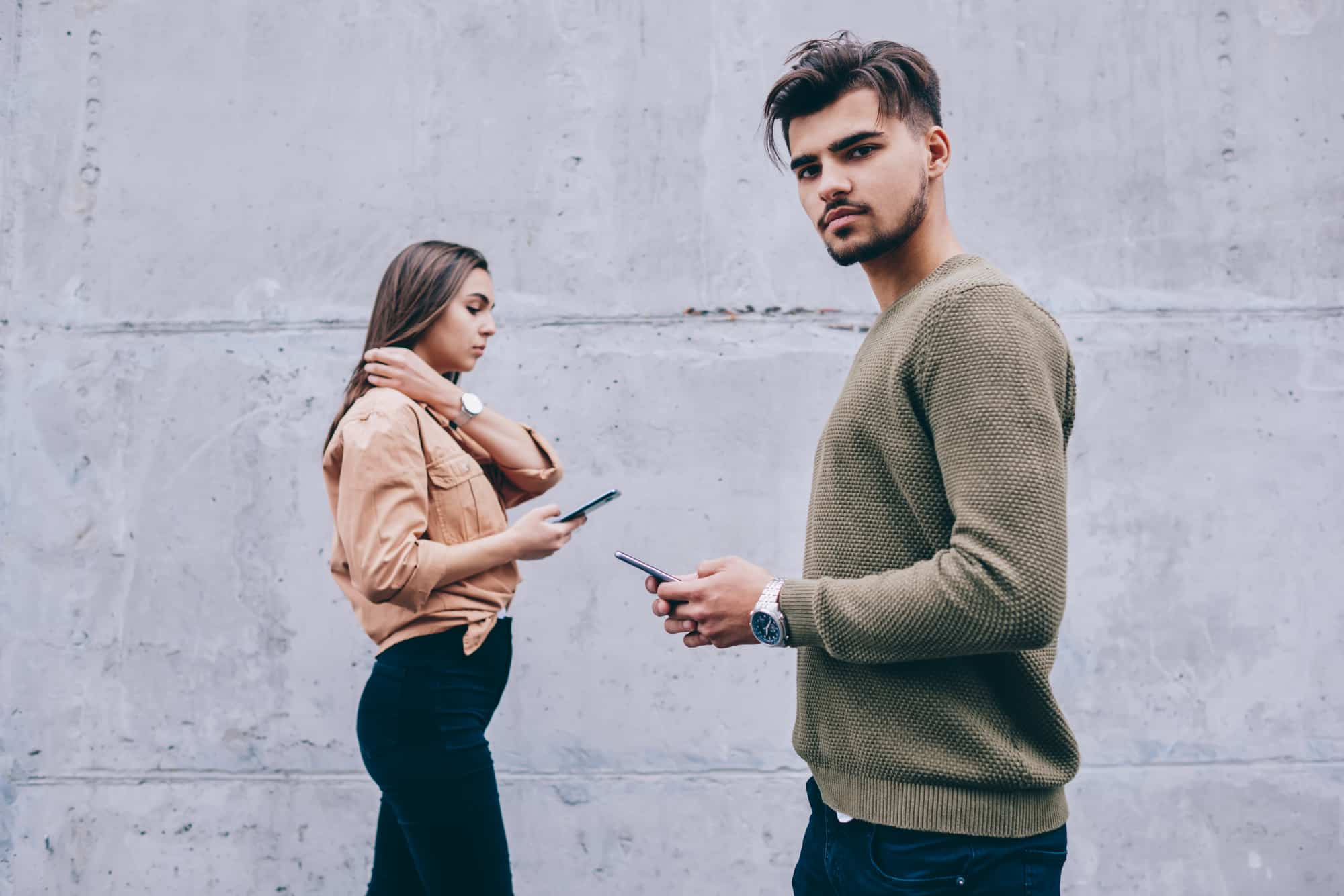 Signs a gemini guy likes you