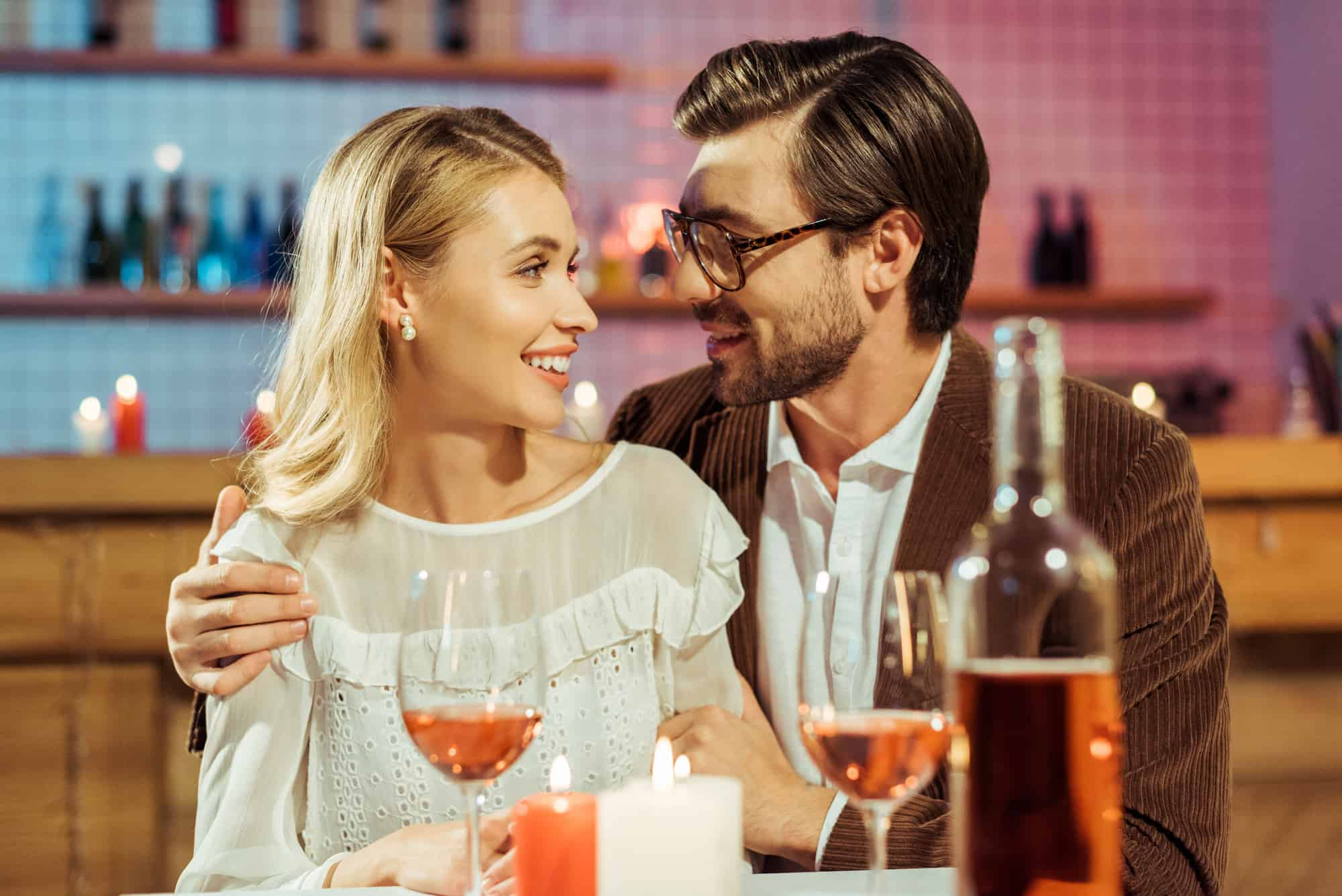 True Signs A Taurus Man Is Falling In Love With You