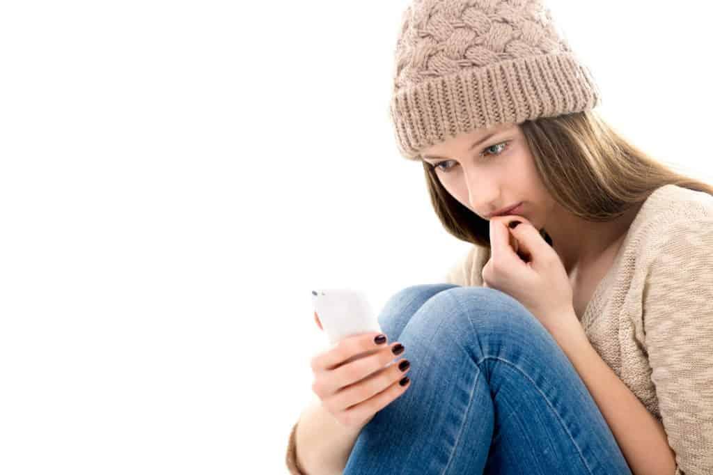 stalking social media