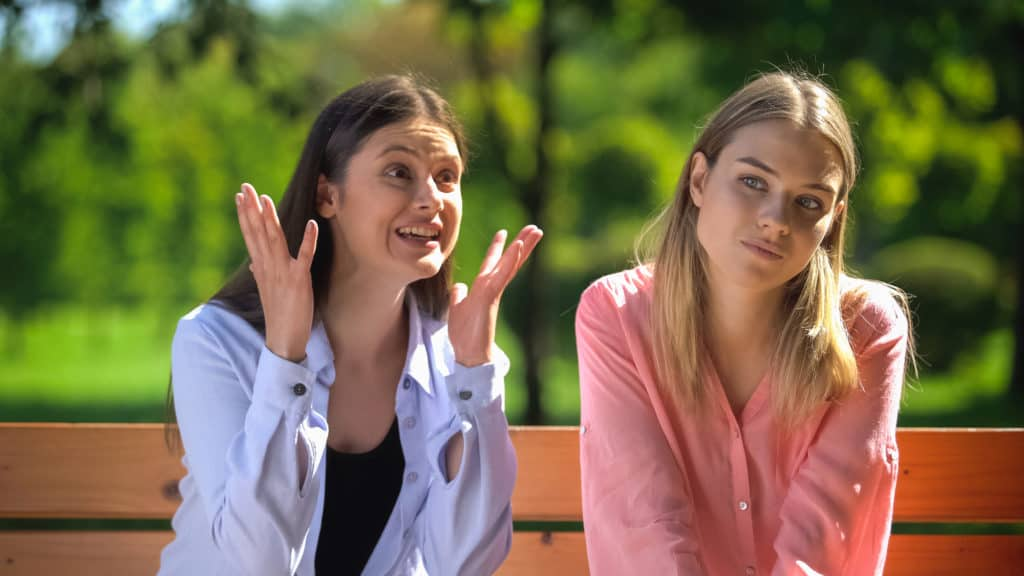more signs that your best friend is a fake