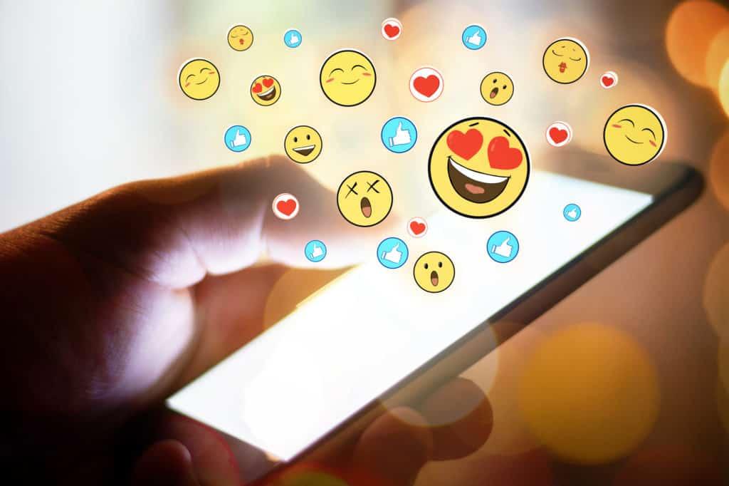 send a gif or emoji