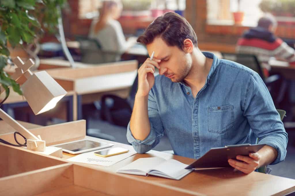 a capricorn hyper focuses on work
